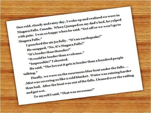 dialog example