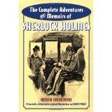 original cover of Sherlock Holmes