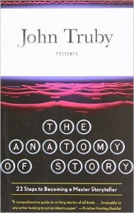 Cover of John Truby's The Anatomy Of Story